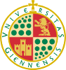 University of Jaén logo.